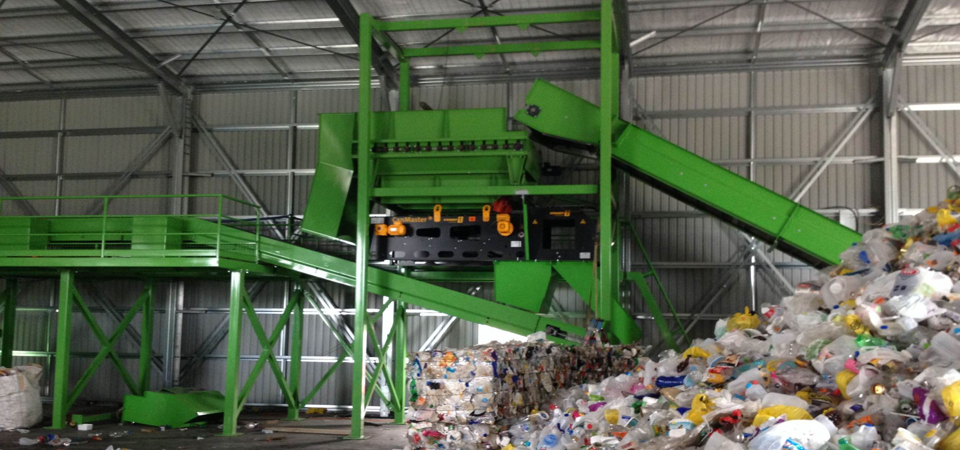 Green Sky Recycling