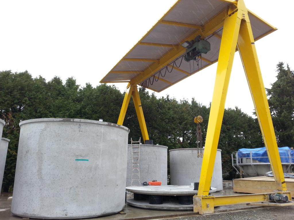 Mobile Gantry Crane Nz : Specialist projects