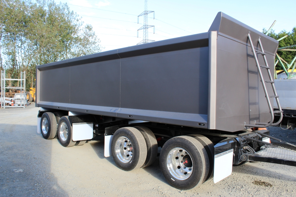 4 Axle Tipping Trailer